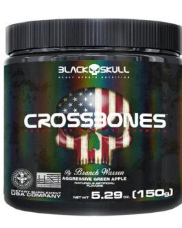 Cross Bones 150g Blackskull