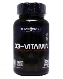 Vit D3 2000iu 100cps Blackskull