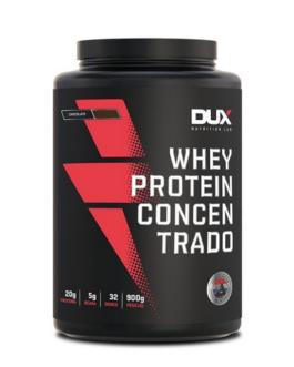 Whey Protein Concentrado DUX Nutrition Chocolate – 900g