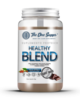 HEALTHY BLEND chocolate trufado(454G) THE ONE SUPPS