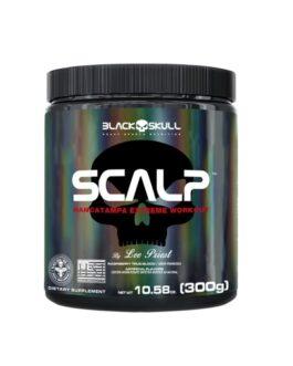 SCALP – PRÉ-TREINO FRAMBOESA – 300g – BLACK SKULL