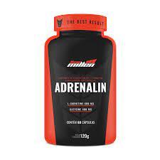 ADRENALIN (60CAPS) NEW MILLEN
