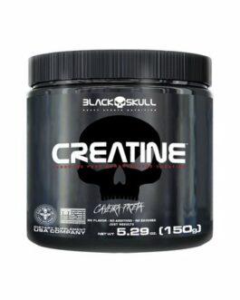 Creatina Caveira Preta 150g – Black Skull