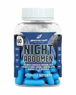 NIGHT ABDOMEN 60 CÁPSULAS – BODYACTION