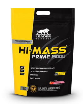 HI-MASS PRIME 15000 (3000G) LEADER NUTRITION CHOCOLATE