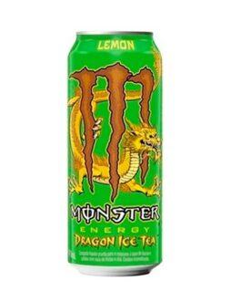 Monster Energy Lemon Dragon Ice Tea 473ml