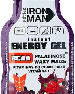Iron Man Energy Gel 30g Açai Guarana – New Millen