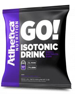 ISOTONIC DRINK (900G) – ATLHETICA