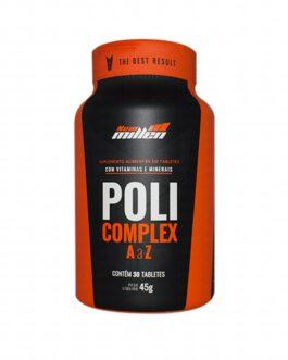 POLI COMPLEX – 30 COMPRIMIDOS – NEW MILLEN