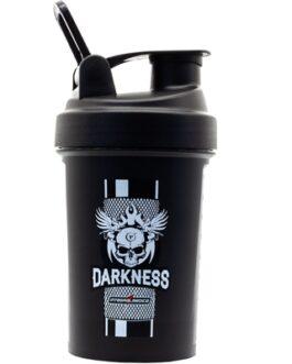 Coqueteleira 450 ML Darkness Integralmédica – Preto