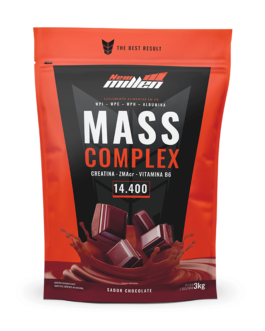 Mass Complex New Millem 3kg Chocolate
