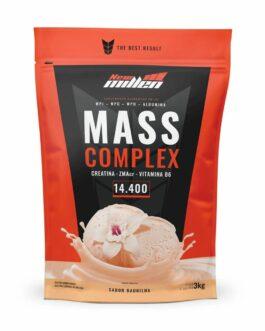 Mass Complex New Millem 3kg Baunilha