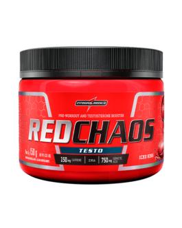 Red Chaos Testo – Iced Kiss 150g