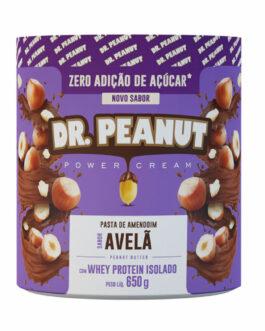 Pasta de amendoim Avelã com Whey Protein 650G