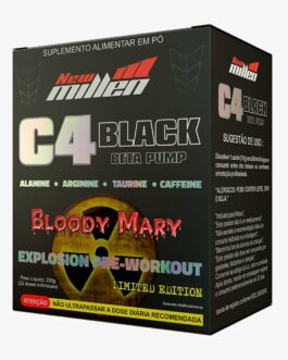 C4 Black Explosion – Bloody Mary – Display 22x10g – New Millen