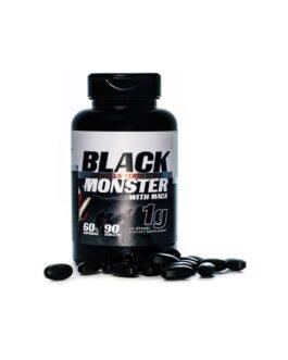 TRIBULUS TERRESTRIS BLACK MONSTER 1000MG COM 90 TABLETES